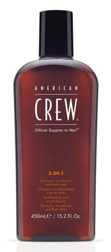 American Crew 3 in 1 - 250ml