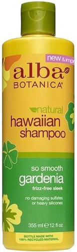 Alba Botanica Natural Hawaiian Shampoo So Smooth Gardenia