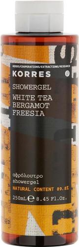 Korres White Tea, Bergamot & Freesia Showergel