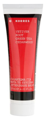 Korres Vetiver Root, Green Tea & Cedarwood Aftershave Balm
