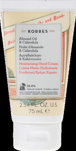 Korres Almond Oil & Calendula Hand Cream