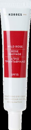 Korres Wild Rose Eye Cream SPF15