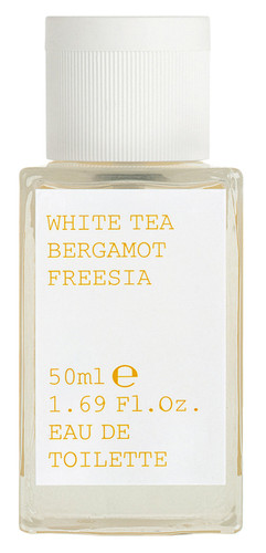Korres White Tea, Bergamot & Freesia Eau de Toilette