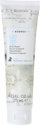 Korres Yoghurt Body Butter