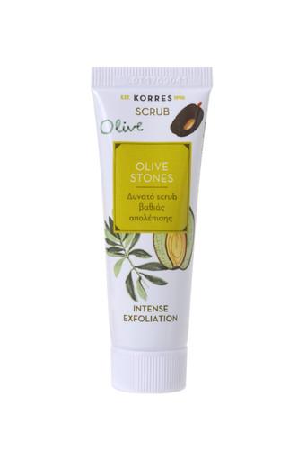 Korres Olive Stones Scrub - 18ml