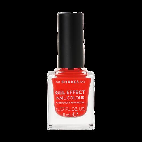 Korres Gel-Effect Nail Colour 45 Coral