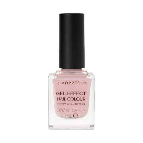 Korres Gel-Effect Nail Colour 05 Candy Pink