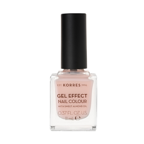 Korres Gel-Effect Nail Colour 04 Peony Pink