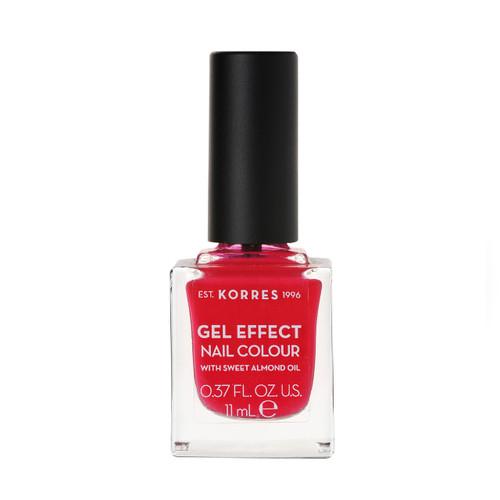 Korres Gel-Effect Nail Colour 19 Watermelon