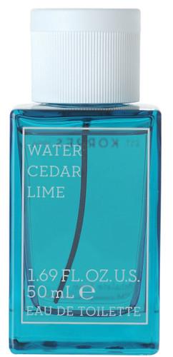 Korres Water, Cedar and Lime Eau de Toilette