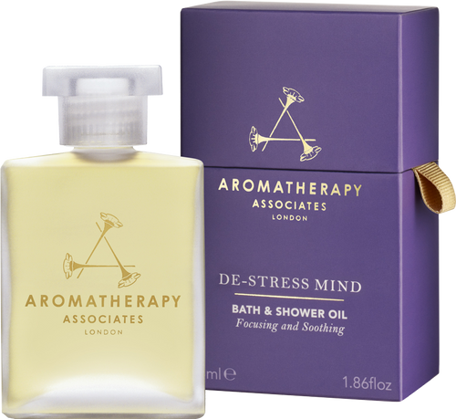 Aromatherapy Associates De-Stress - Mind Bath & Shower Oil - 55ml