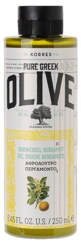Korres Pure Greek Olive Bergamot Showergel