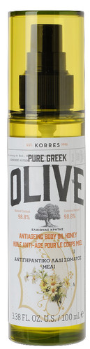 Korres Pure Greek Olive Honey Body Oil