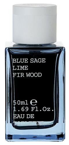 Korres Blue Sage, Lime & Fir Wood Eau de Toilette