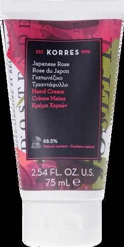 Korres Japanese Rose Hand Cream