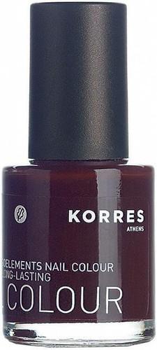 Korres Dark Red