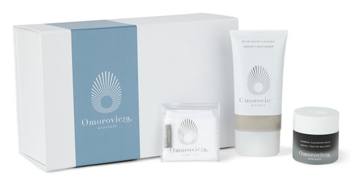 Omorovicza Cleansing Kit Exclusive to Bath & Unwind