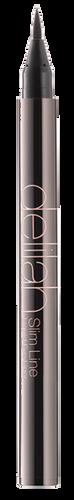 delilah Slim Line Liquid Eyeliner - Onyx