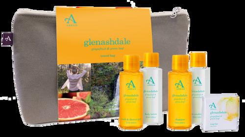 Arran Sense of Scotland Glenashdale Travel Bag Set