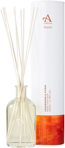 Arran Sense of Scotland Home Cedarwood & Citrus Reed Diffuser