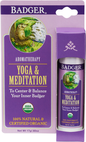 Badger Balm Yoga & Meditation Balm