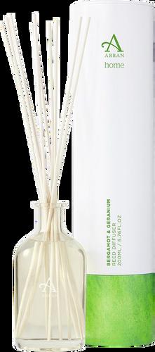 Arran Sense of Scotland Bergamot & Geranium Reed Diffuser