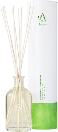 Arran Sense of Scotland Home Bergamot & Geranium Reed Diffuser