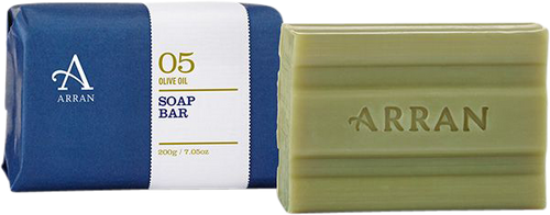 Arran Sense of Scotland Apothecary Olive Oil Soap