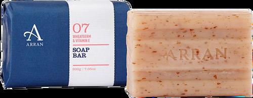 Arran Sense of Scotland Apothecary Wheatgerm & Vitamin E Soap