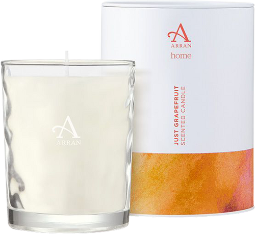 Arran Sense of Scotland Just Grapefruit Candle