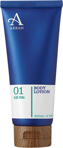 Arran Sense of Scotland Apothecary Aloe Vera Body Lotion