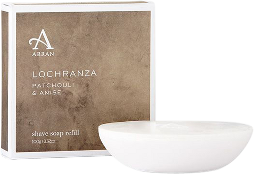 Arran Sense of Scotland Lochranza Shaving Soap Refill
