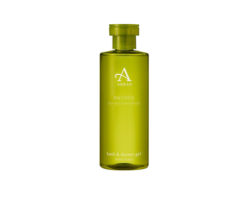 Arran Sense of Scotland Machrie Bath & Shower Gel