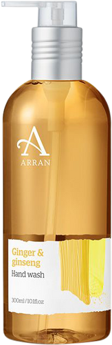 Arran Sense of Scotland Formulas Ginger & Ginseng Hand Wash