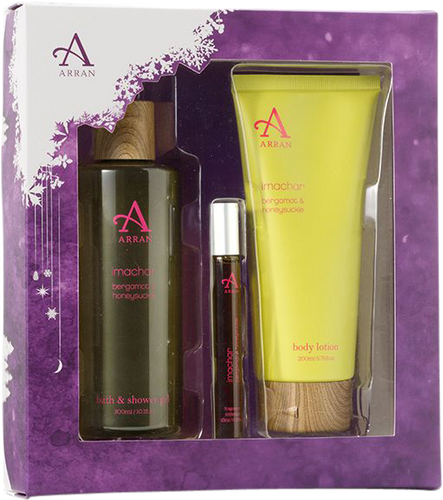 Arran Sense of Scotland Imacher Body Gift Set