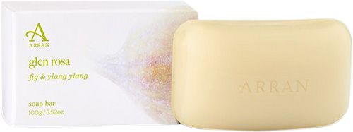 Arran Sense of Scotland Glen Rosa Soap - 100g