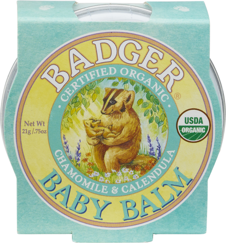 Badger Balm Mini Baby Balm