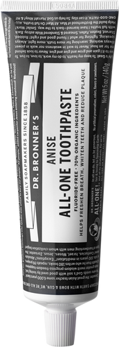 Dr Bronner's Anise All-One Toothpaste