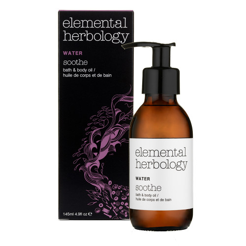 Elemental Herbology Water Sooth Balm & Body Oil - 145ml
