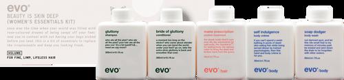 EVO Beauty Is Skin Deep Volume Kit