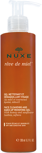Nuxe Reve de Miel Face Cleansing & Makeup Removing Gel