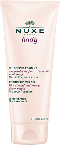 Nuxe Body Fondant Shower Gel - 200ml