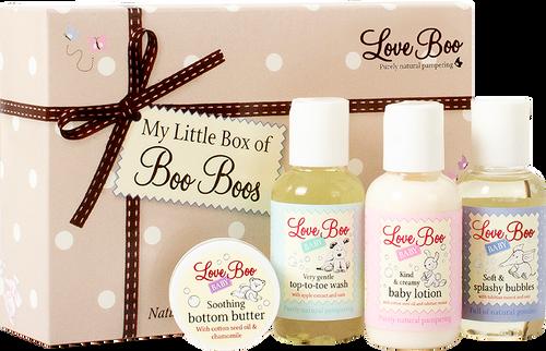 Love Boo My Little Box of Boo Boos