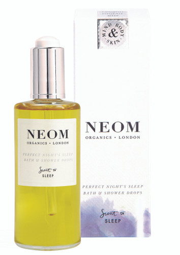 Neom Tranquility Perfect Nights Sleep Bath & Shower Oil Drops  - 100ml