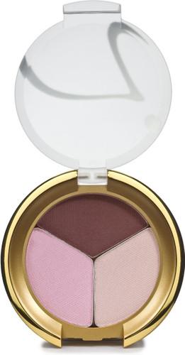 Jane Iredale Purepress Triple Eye Shadow - Pink Bliss