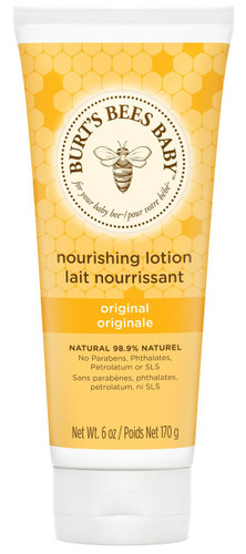 Burt's Bees Baby Bee Nourishing Lotion