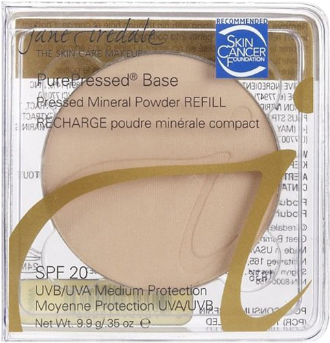 Jane Iredale Purepressed Base Mineral Foundation SPF20 - Refill
