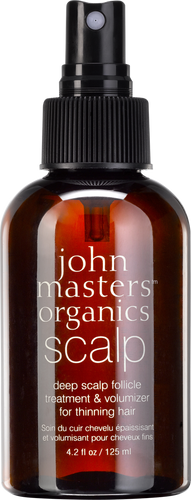 John Masters Organics Deep Scalp Follicle Treatment & Volumizer - 125ml