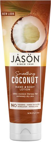 Jason Coconut Hand & Body Lotion