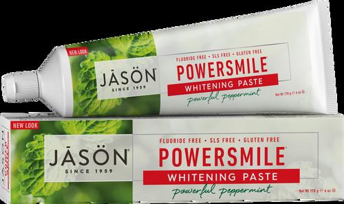 Jason Powersmile All Natural Whitening Toothpaste